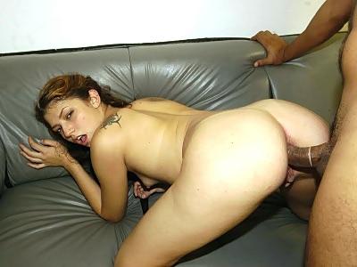 Latina Teen Anal Plugging